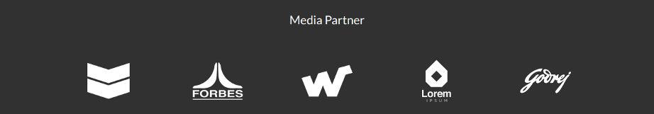Homepage - Media Partner